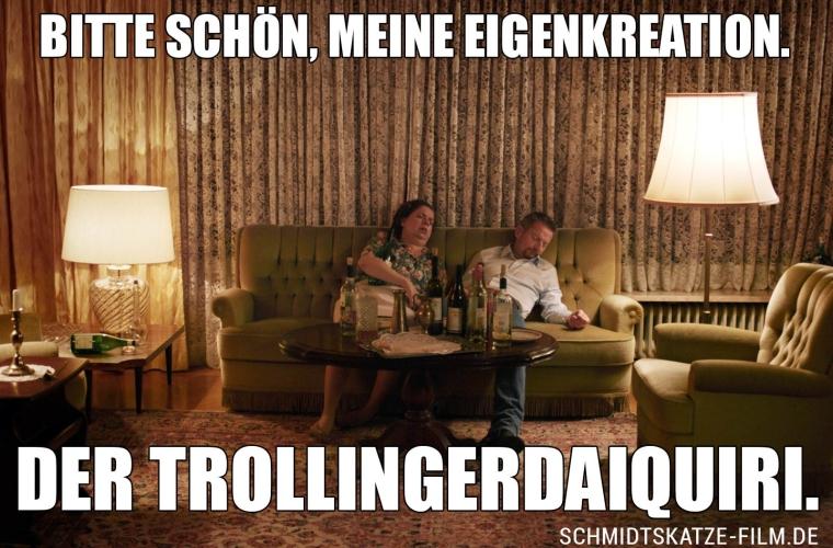Der Trollingerdaiquiri - Kinofilm Schmidts Katze