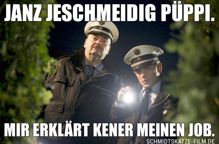 Janz jeschmeidig - Kinofilm Schmidts Katze